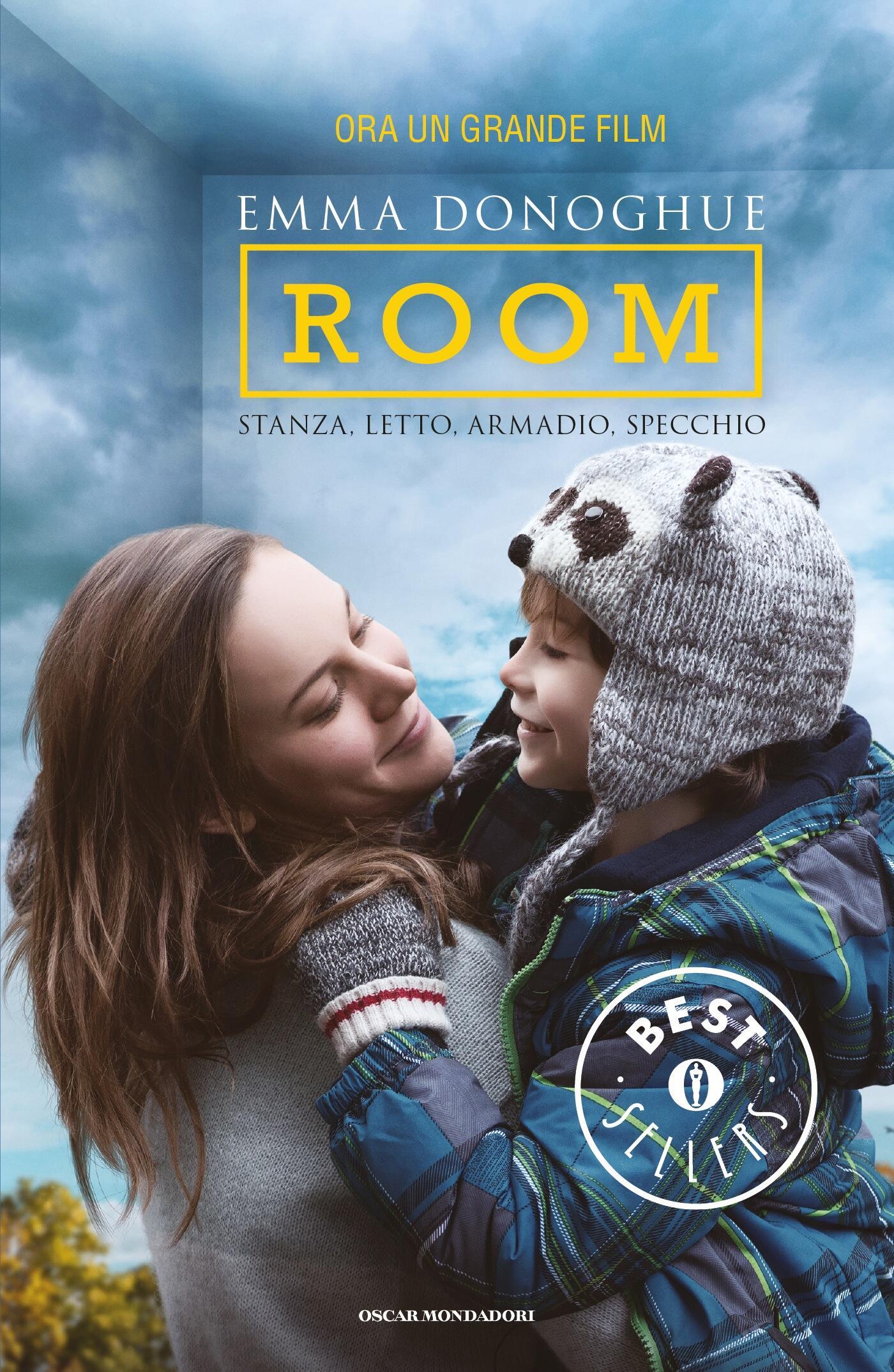 Room stanza letto armadio specchio donoghue emma for Stanza armadio