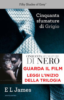 Cinquanta sfumature di Grigio - E. L. James,Teresa Albanese - ebook