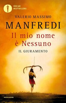 Il mio nome è Nessuno. Vol. 1 - Valerio Massimo Manfredi - ebook