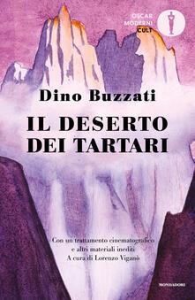 Il deserto dei Tartari - Dino Buzzati,A. Garancini Costanzo - ebook