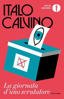 La giornata d'uno scrutatore - Italo Calvino - ebook
