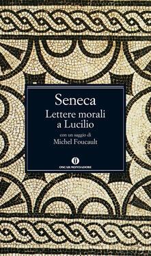 Lettere morali a Lucilio - F. Solinas,Lucio Anneo Seneca - ebook