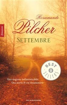 Settembre - Rosamunde Pilcher,Amina Pandolfi - ebook