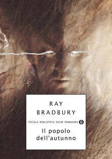 Il popolo dell'autunno - Remo Alessi,Ray Bradbury - ebook