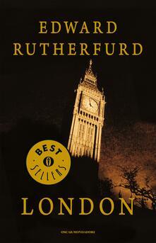 London - Adriana Dell'Orto,Edward Rutherfurd - ebook