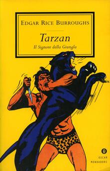 Tarzan il signore della giungla - Virginia Jewiss,Edgar Rice Burroughs - ebook