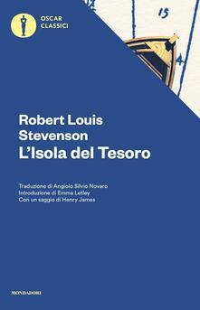L' isola del tesoro - Angiolo Silvio Novaro,Robert Louis Stevenson - ebook
