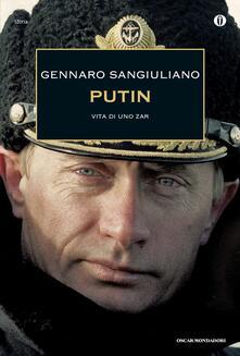 Putin. Vita di uno Zar - Gennaro Sangiuliano - ebook