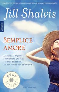 Ebook Semplice amore Shalvis, Jill