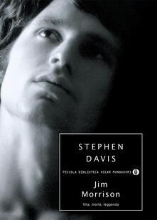 Jim Morrison. Vita, morte, leggenda - Stephen Davis,Riccardo Bertoncelli,Ivano Castiglione,Franco Zanetti - ebook