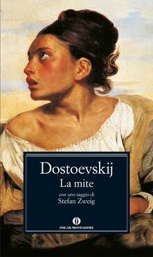 La mite - Grazia Lombardo,Giovanna Spendel,Fëdor Dostoevskij - ebook