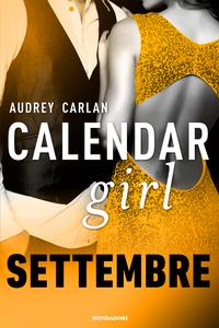 Ebook Settembre. Calendar girl Carlan, Audrey