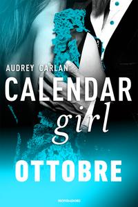 Ebook Ottobre. Calendar girl Carlan, Audrey