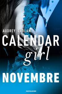 Ebook Novembre. Calendar girl Carlan, Audrey