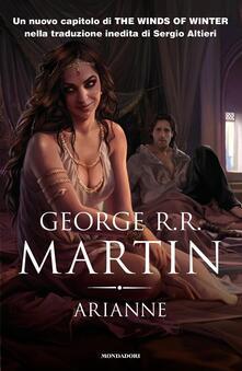 Arianne - Sergio Altieri,George R. R. Martin - ebook