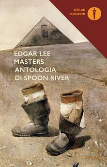 Antologia di Spoon River. Testo inglese a fronte - Edgar Lee Masters,L. Ballerini - ebook