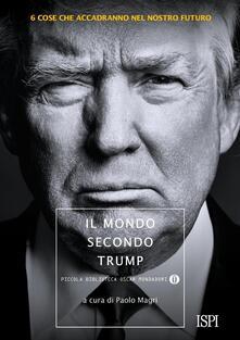 Il mondo secondo Trump - Paolo Magri - ebook
