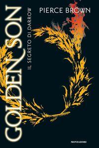 Ebook segreto di Darrow. Golden Son Brown, Pierce