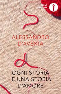 Ogni storia è una storia d'amore - Alessandro D'Avenia - ebook