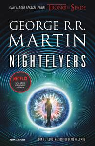 Nightflyers. Ediz. italiana - Giusi Valent,George R. R. Martin,David Palumbo - ebook