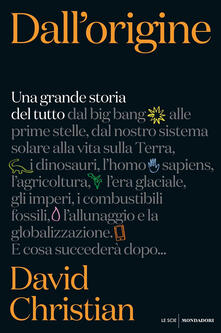 Dall'origine. Una grande storia del tutto - Tullio Cannillo,David Christian - ebook