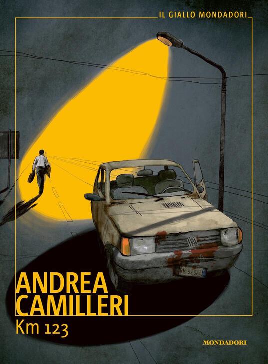 Km 123 - Andrea Camilleri - ebook