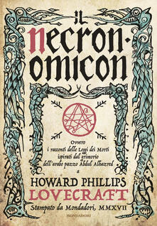 Necronomicon - Greta Grendel,Howard P. Lovecraft,Giuseppe Lippi - ebook