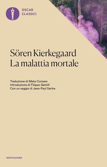 La malattia mortale - Meta Corssen,Søren Kierkegaard - ebook