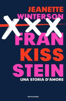 FRANKISSSTEIN - Jeanette Winterson - ebook
