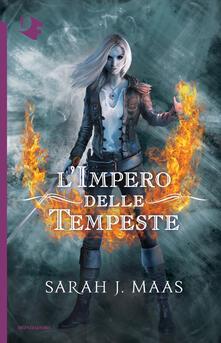 L' impero delle tempeste. Il trono di ghiaccio - Sarah J. Maas,Elisa Leonzio,Claudia Valentini - ebook
