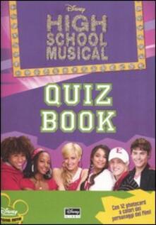 Winniearcher.com High School Musical. Quiz book. Con gadget Image