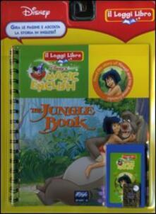 Squillogame.it Magic English. The jungle book. Il Leggi Libro. Ediz. illustrata. Con cartuccia sonora Image