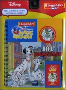 Mercatinidinataletorino.it Magic English. 101 Dalmatians. Il Leggi Libro. Ediz. illustrata. Con cartuccia sonora Image