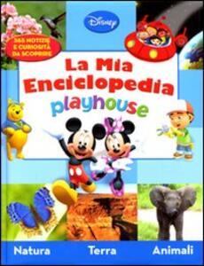 Playhouse. La mia enciclopedia