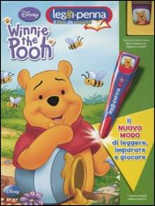 Winnie the Pooh. Con cartuccia elettronica. Leggi Penna. Ediz. illustrata - copertina