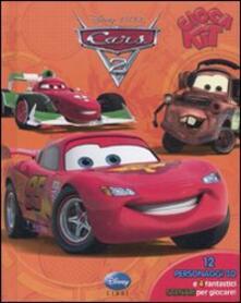 Ilmeglio-delweb.it Cars 2. Giocakit. Ediz. illustrata. Con gadget Image