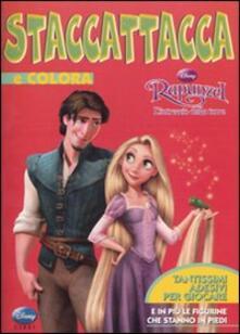 Associazionelabirinto.it Rapunzel. L'intreccio della torre. Con stickers Image