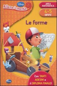 Voluntariadobaleares2014.es Le forme. Con adesivi. Ediz. illustrata Image