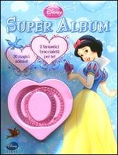 Super album. Principesse. Con gadget. Con adesivi