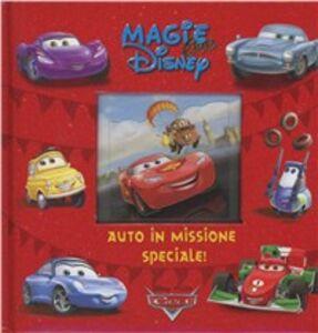 Foto Cover di Cars. Motori ruggenti. Auto in missione speciale!, Libro di  edito da Disney Libri