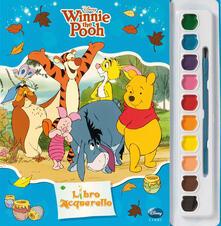 Cefalufilmfestival.it Winnie the Pooh. Libro acquerello. Ediz. illustrata. Con gadget Image
