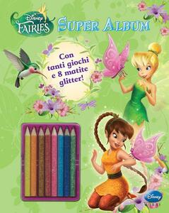 Super album. Fairies. Con gadget