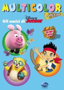 Camfeed.it Gli amici di Disney Junior. Multicolor special. Ediz. illustrata Image