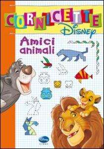 Libro Amici animali