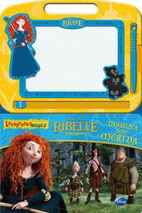 Ribelle. The Brave. Disegna con Merida. Con gadget