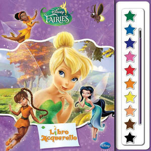 Fairies. Libro acquerello. Ediz. illustrata. Con gadget