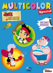 Aboutschuster.de Jake e i pirati dell'isola che non c'è. Multicolor special. Ediz. illustrata Image