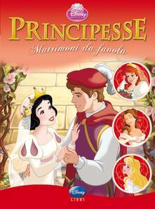 Principesse. Matrimoni da favola. Ediz. illustrata.pdf