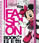 Libro Minni. Fashion book. Crea la tua moda. Con adesivi