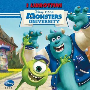 Foto Cover di Monsters University, Libro di  edito da Disney Libri